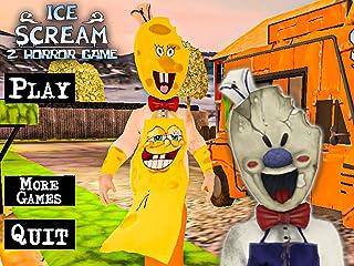 Clip: Ice Scream 2 Horror Game