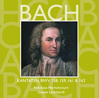 Bach, JS : Sacred Cantatas BWV Nos 158, 159, 161 & 162