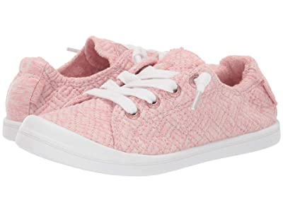 Roxy Kids Bayshore III (Little Kid/Big Kid) (Light Pink) Girl