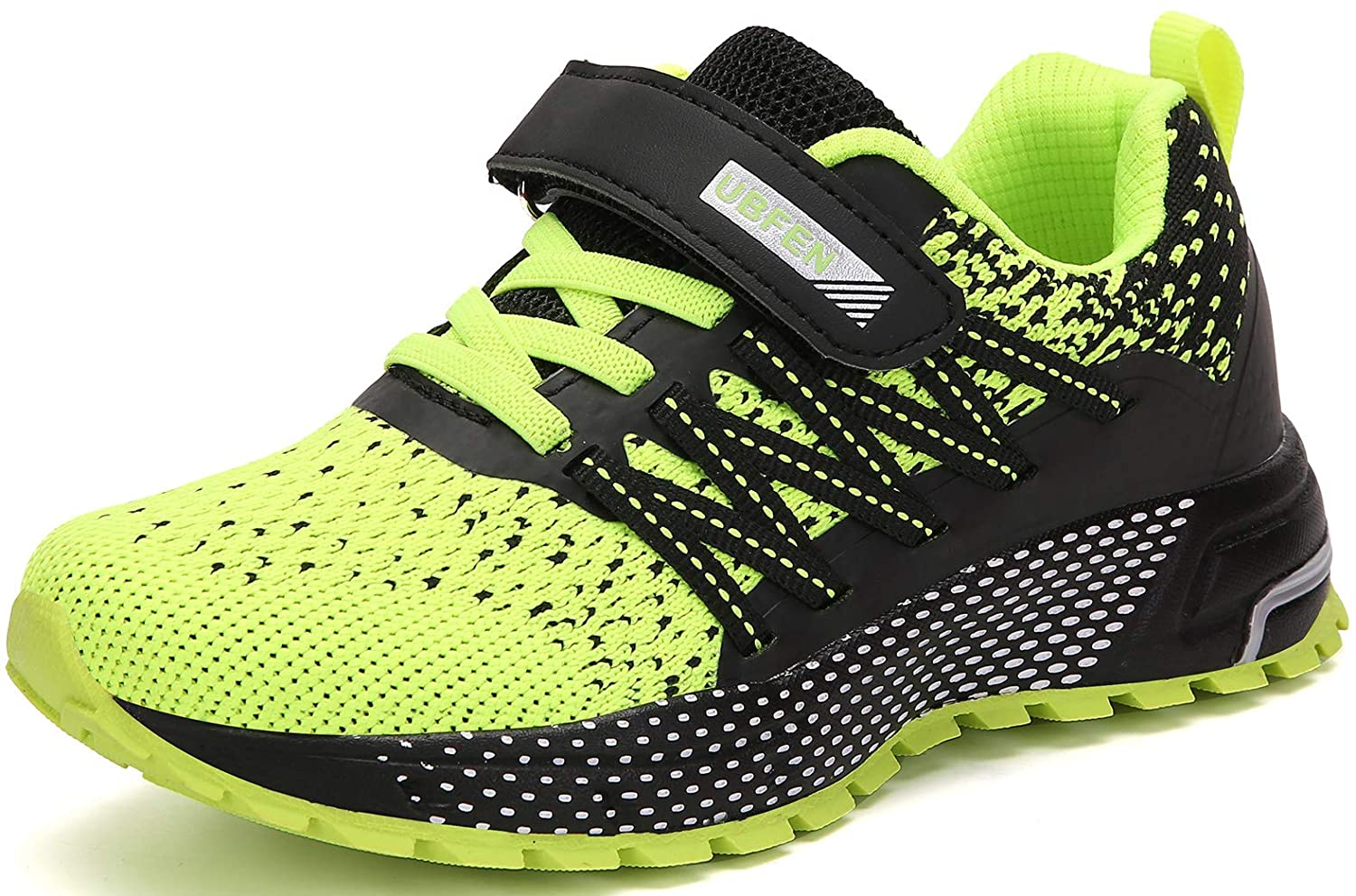 High quality new UBFEN Kids Running Shoes Walking Sports Athletic Sneakers shipfree Tennis