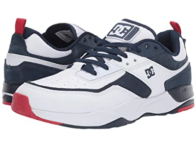 DC E. Tribeka (White/Red/Blue) Men