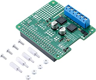 Pololu Dual MC33926 Motor Driver for Raspberry Pi (Assembled) (Item 2756)