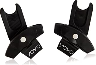 Babyzen YOYO+ Car Seat Adapters - Black - One Size