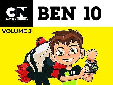 New Ben 10 Season 3