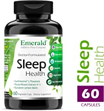 Emerald Labs, Sleep Health, 60 Count