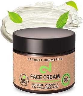 DUAL Day & Night Face Cream|Crema Facial Hidratante Para Noche y Día 100% Natural Vegana Con Microalgas y Brócoli|Fuente ...