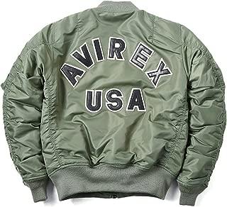 (アヴィレックス) AVIREX AVIREX アビレックス MA-1 COMMERCIAL