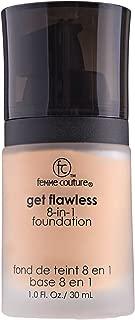 la femme foundation shades