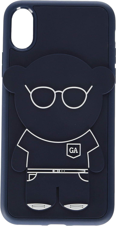 Emporio Armani Designer Iphone Case With Graphic Manga Bear