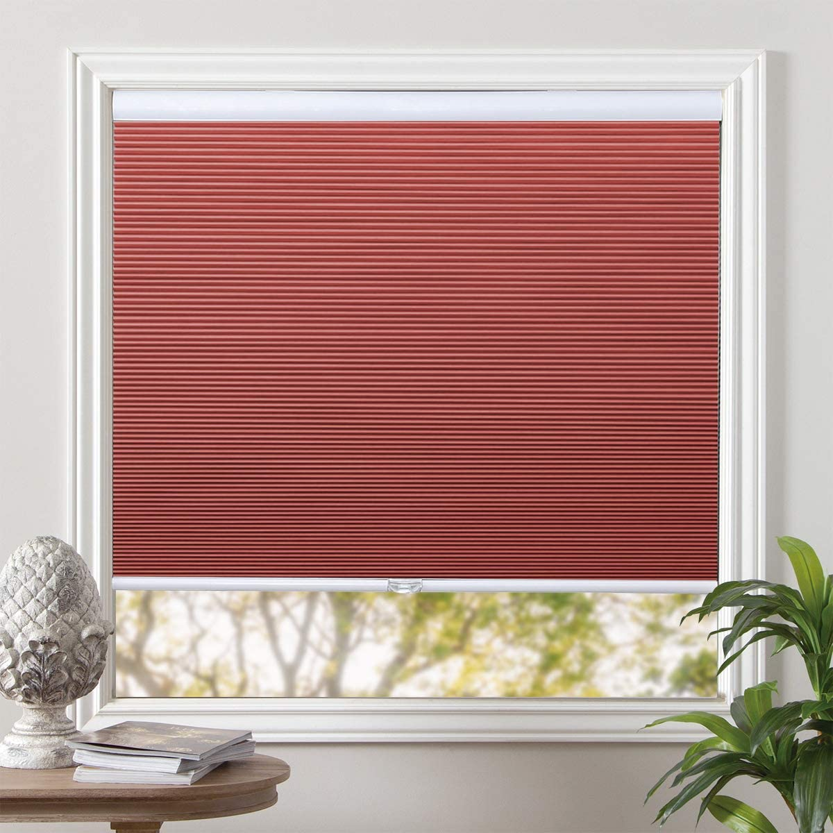 Grandekor Blackout Max 55% OFF Shades Cordless Dedication Fabric Blinds Cellular