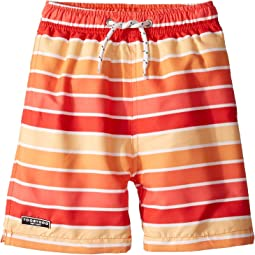 Orange Multi Stripe