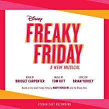 Freaky Friday: A New Musical (Studio Cast Recording)