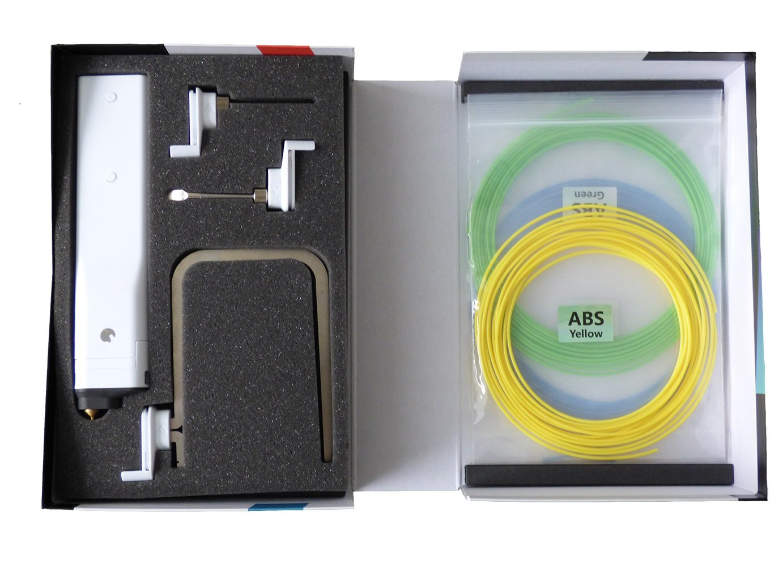 Polyamid PA // Nylon 3D Simo Mini 2 3D Drucker-Stift ABS PETG HIPS, PLA