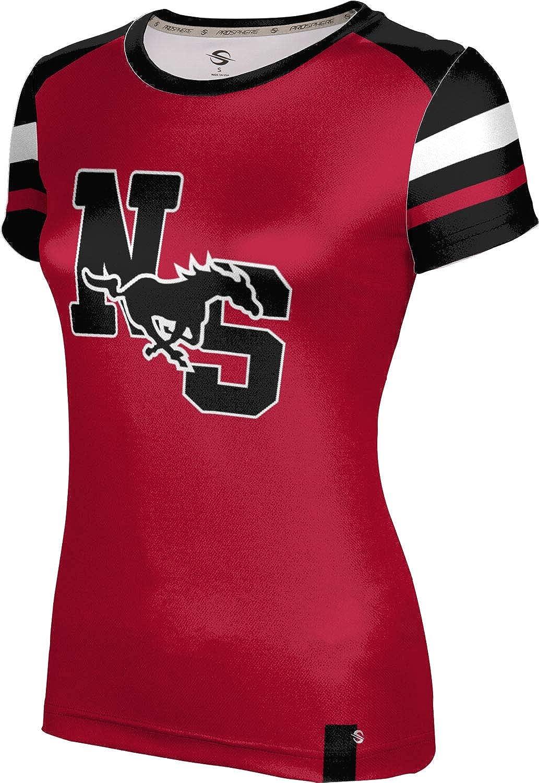 North Shore Senior High School Girls' Performance T-Shirt (Old School)