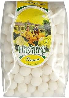 Lemon Abbaye de Flavigny Anise Drops All natural Bulk 8.8 Oz Bag