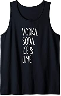 vodka soda tank top