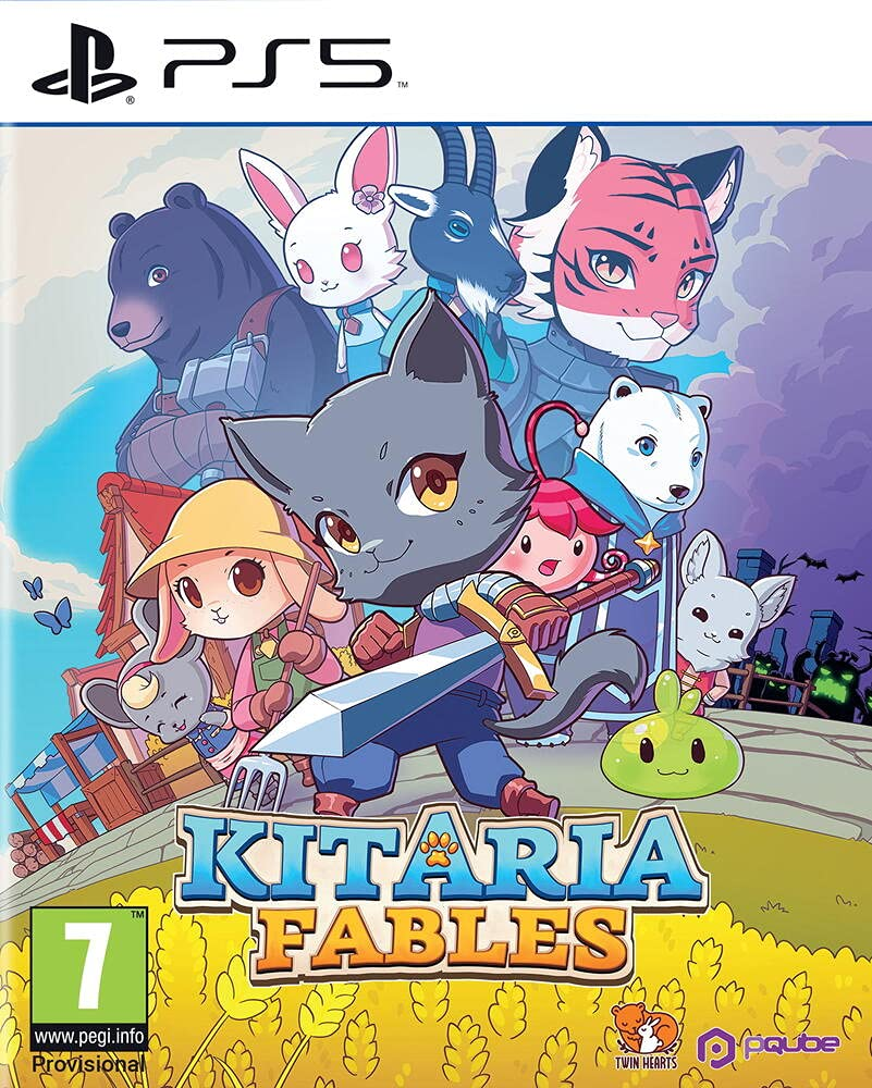 Kitaria overseas famous Fables PS5
