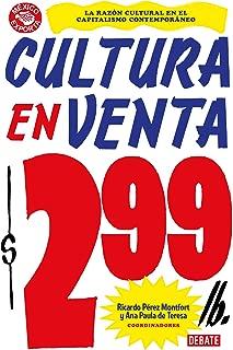 Cultura en venta (Spanish Edition)