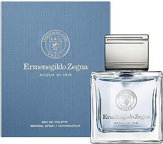 Ermenegildo Zegna Acqua Di Iris Men's Eau de Toilette, 100 ml