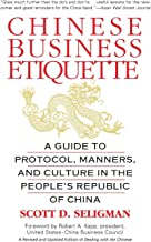 chinese business etiquette book