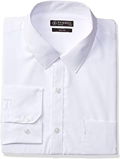 Amazon Brand - Symbol Men's Slim Fit Formal Shirt