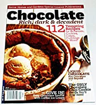 Chocolate Magazine (Better Homes and Gardens Special Interest Publications)