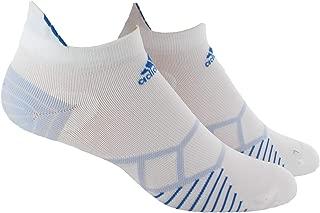 adidas Men's Energy Running Single No Show Socks