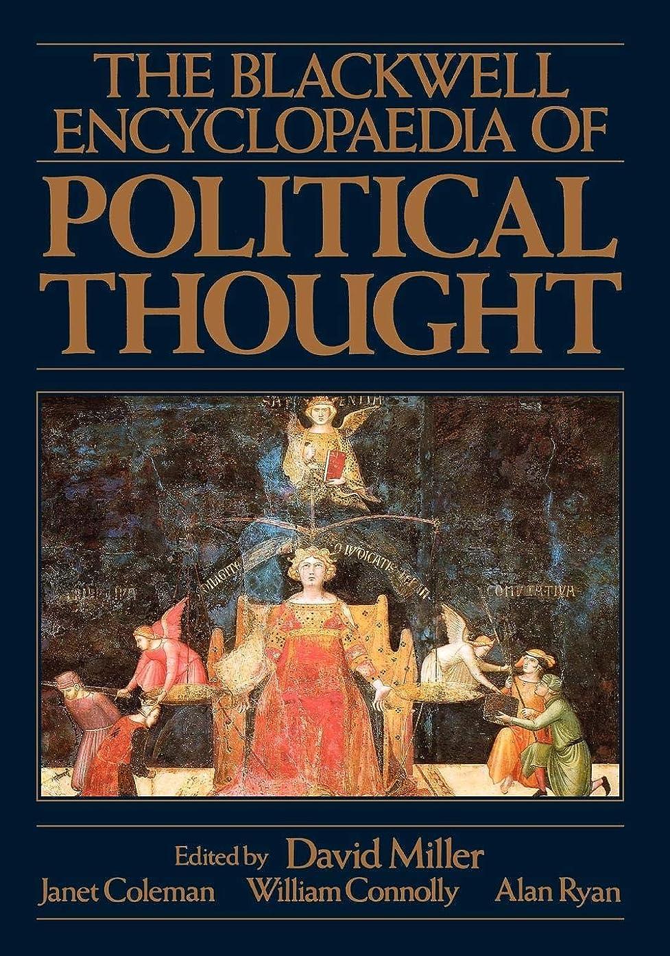 普及十億拒否The Blackwell Encyclopaedia of Political Thought (Blackwell Reference)