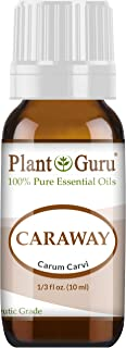 Caraway Essential Oil 10 ml 100% Pure Undiluted Therapeutic Grade.