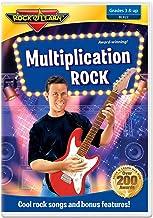 Multiplication Rock DVD by Rock 'N Learn
