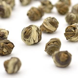 Teavivre Superfine Jasmine Downy Dragon Pearls Green Tea Loose Leaf Chinese Tea - 7oz / 200g