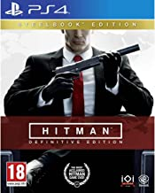 PS4 HITMAN: DEFINITIVE EDITION [STEELBOOK EDITION] (ENGLISH SUBS) (ASIA)