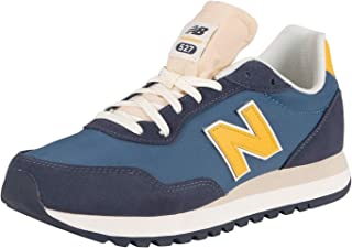 New Balance Men's 527 Suede Trainers, Blue