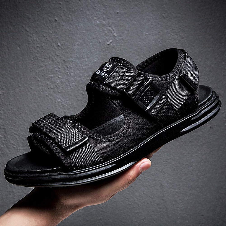 GJLIANGXIE Men'S Sandals Summer Men'S Sandals New Breathable Men'S shoes Korean Casual Beach shoes Men'S Outdoor