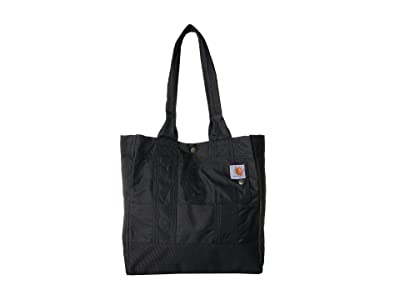 Carhartt North South Tote (Black) Handbags