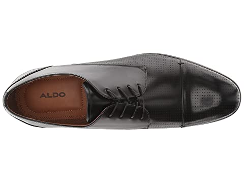 Aldo en Hyper ligne Noir Leathercognac 7xwZxFHqfC