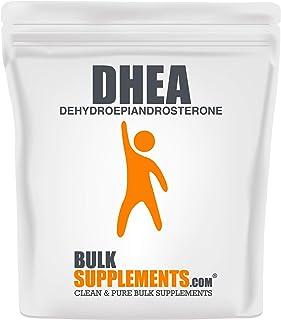 BulkSupplements DHEA (Dehydroepiandrosterone) Powder (10 Grams)