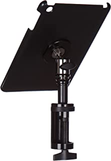 On-Stage TCM9263 Quick Release Table Tablet Mount with Snap-On Cover for iPad Mini, Black