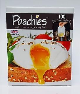 Poachies Egg poaching Bags - 100 Bags