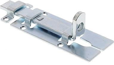 Burg-Wächter veiligheidsvoorziening voor hangslot, voor vlakke deuren, slotgrendel SR 120 SB