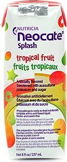 Neocate Splash, Tropical Fruit, 237 mL (Case of 27)