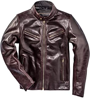 Best leather jacket patina Reviews