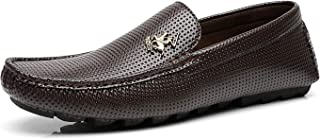 Men's Loafers Driving Boat Shoes Slip-on Moccasins Comfortable Classic Casual Shoes for Men
