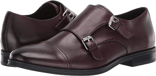 Mahogany Crust Leather