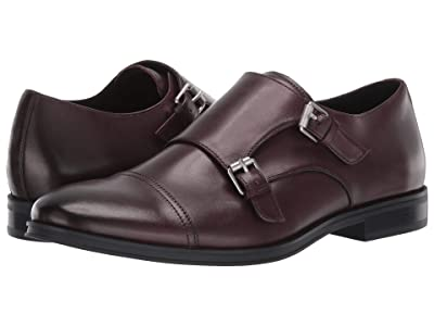 Calvin Klein Winthrope (Mahogany Crust Leather) Men