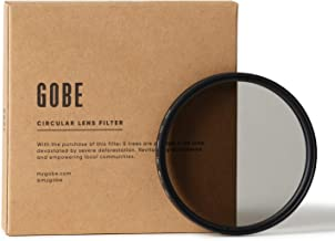 Gobe 43mm Circular Polarizing  CPL  Lens Filter  3Peak