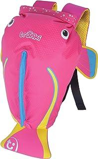 Trunki Kid's Waterproof Swim & Gym Bag – PaddlePak Coral (Pink)