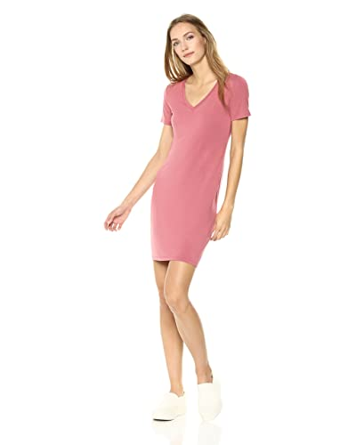 d88f1af7f8 Women s Pink Jersey Dresses  Amazon.com