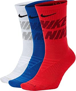 Men`s Everyday Max Cushioned Crew Socks 3 Pack