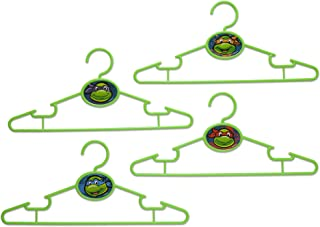 Delta Children 50 Piece Infant and Toddler Hangers, Nickelodeon Teenage Mutant Ninja Turtles
